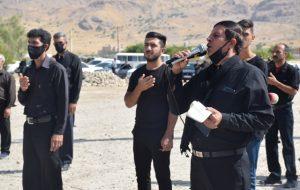 شهرستان رستم سراسر ماتم/ گزارش تصویری عزاداری عاشورای حسینی در  شوسنی