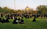 گزارش تصویری اجتماع بزرگ زنان عاشورایی گچساران