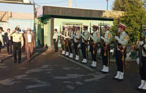 برگزاری صبحگاه عمومی به مناسبت هفته ناجا در گچساران+گزارش تصویری