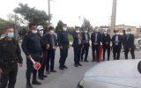 آغاز محدودیت ورود از سمت خوزستان به گچساران/ حضور فرماندار گچساران در ایست و بازرسی فلکه نرگسی